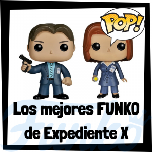 Los mejores FUNKO POP de personajes de la serie de Expediente X - Funko POP de la serie de Expediente X