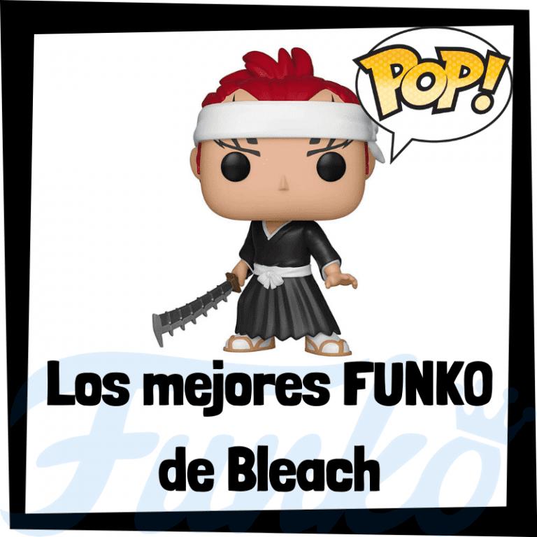 Los mejores FUNKO POP de personajes del anime de Bleach - Funko POP del anime de Bleach