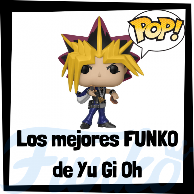 Los mejores FUNKO POP de personajes del anime de Yu Gi Oh! - Funko POP del anime de Yu-Gi-Oh!