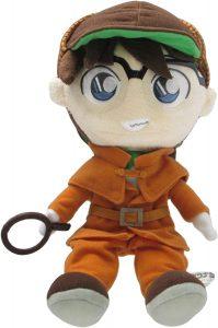 Peluche de Detective Conan Sherlock - Muñecos de Sherlock - Figuras coleccionables de Sherlock Holmes
