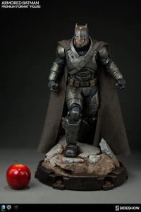 Sideshow de Batman Blindado - Los mejores Hot Toys de Batman de DC - Figuras coleccionables de Batman premium