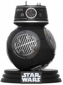 Figura FUNKO POP de BB-9E - Figuras de acción y muñecos de BB8 y BB-9E