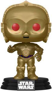Figura FUNKO POP de C-3PO - Figuras de acción y muñecos de C-3PO