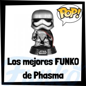 Figura FUNKO POP de Capitán Phasma - Figuras de acción y muñecos de Greedo