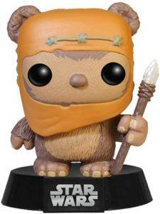 Figura FUNKO POP de Ewok - Figuras de acción y muñecos de los Ewoks