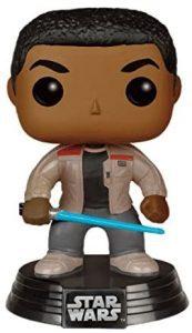 Figura FUNKO POP de Finn con sable - Figuras de acción y muñecos de Finn