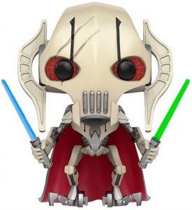 Figura FUNKO POP de General Grievous - Figuras de acción y muñecos de Darth Maul