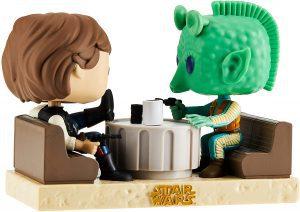 Figura FUNKO POP de Greedo vs Han Solo - Figuras de acción y muñecos de Greedo