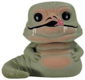 Figura FUNKO POP de Jabba el Hutt - Figuras de acción y muñecos de Jabba el Hutt