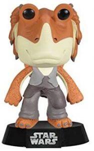 Figura FUNKO POP de Jar Jar Binks - Figuras de acción y muñecos de Darth Maul
