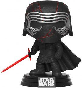 Figura de Kylo Ren de Star Wars de Hasbro 2 - Figuras de acción y muñecos de Kylo Ren de Star Wars