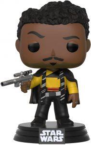 Figura FUNKO POP de Lando Calrissian de Han Solo - Figuras de acción y muñecos de Lando Calrissian