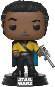 Figura FUNKO POP de Lando Calrissian de Viejo - Figuras de acción y muñecos de Lando Calrissian