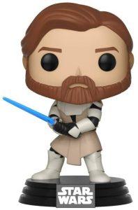 Figura FUNKO POP de Obi Wan Kenobi Joven - Figuras de acción y muñecos de Obi-Wan Kenobi