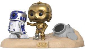 Figura FUNKO POP de R2-D2 y C3P-O - Figuras de acción y muñecos de R2-D2
