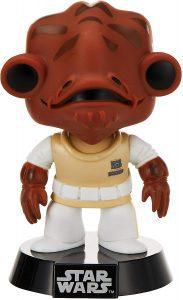 Figura FUNKO POP del Almirante Ackbar clásico - Figuras de acción y muñecos de Ackbar