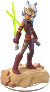Figura de Ahsoka Tano de Star Wars de Disney Infinity - Figuras de acción y muñecos de Ahsoka Tano de Star Wars