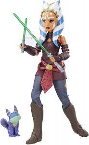Figura de Ahsoka Tano de Star Wars de Hasbro 2 - Figuras de acción y muñecos de Ahsoka Tano de Star Wars