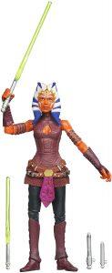 Figura de Ahsoka Tano de Star Wars de Hasbro - Figuras de acción y muñecos de Ahsoka Tano de Star Wars