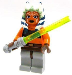 Figura de Ahsoka Tano de Star Wars de LEGO 2 - Figuras de acción y muñecos de Ahsoka Tano de Star Wars