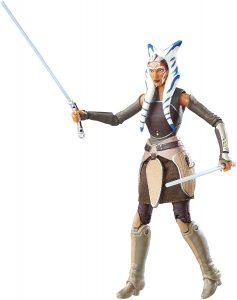 Figura de Ahsoka Tano de Star Wars de The Black Series - Figuras de acción y muñecos de Ahsoka Tano de Star Wars