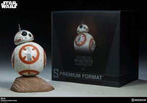 Figura de BB8 de Star Wars de Sideshow - Figuras de acción y muñecos de BB8 de Star Wars