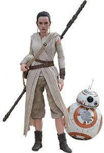 Figura de BB8 y Rey de Star Wars de Sideshow - Figuras de acción y muñecos de BB8 de Star Wars