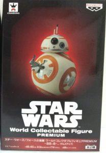 Figura de BB8 y de Star Wars de Banpresto - Figuras de acción y muñecos de BB-8 de Star Wars