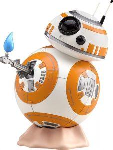 Figura de BB8 y de Star Wars de Good Smile Company - Figuras de acción y muñecos de BB-8 de Star Wars