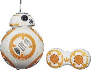 Figura de BB8 y de Star Wars de Hasbro con control - Figuras de acción y muñecos de BB-8 de Star Wars
