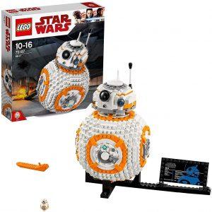 Figura de BB8 y de Star Wars de LEGO - Figuras de acción y muñecos de BB-8 de Star Wars