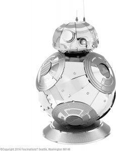 Figura de BB8 y de Star Wars de Maqueta Star Wars - Figuras de acción y muñecos de BB-8 de Star Wars