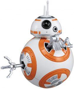 Figura de BB8 y de Star Wars de Takara TOmy - Figuras de acción y muñecos de BB-8 de Star Wars