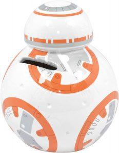 Figura de BB8 y de Star Wars de Toyjoy Figuras de acción y muñecos de BB-8 de Star Wars