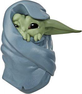 Figura de Baby Yoda de Star Wars de Hasbro 3 - Figuras de acción y muñecos de Baby Yoda de The Mandalorian de Star Wars