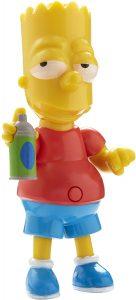 Figura de Bart Simpson de Talking Figure - Muñecos de Bart Simpson de los Simpsons - Figuras de acción de los Simpsons