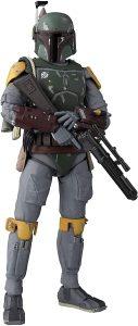 Figura de Boba Fett de Star Wars de Bandai 2 - Figuras de acción y muñecos de Boba Fett de Star Wars