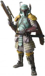 Figura de Boba Fett de Star Wars de Bandai Tamashii Nations - Figuras de acción y muñecos de Boba Fett de Star Wars
