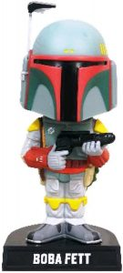 Figura de Boba Fett de Star Wars de Bobble Head - Figuras de acción y muñecos de Boba Fett de Star Wars