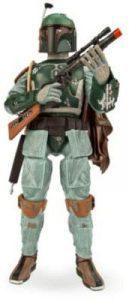 Figura de Boba Fett de Star Wars de Disney Store - Figuras de acción y muñecos de Boba Fett de Star Wars