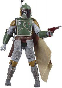 Figura de Boba Fett de Star Wars de Hasbro 2- Figuras de acción y muñecos de Boba Fett de Star Wars