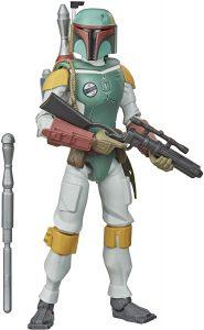 Figura de Boba Fett de Star Wars de Hasbro - Figuras de acción y muñecos de Boba Fett de Star Wars