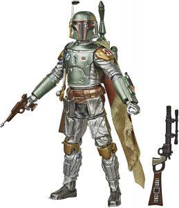 Figura de Boba Fett de Star Wars de Hasbro Grafito - Figuras de acción y muñecos de Boba Fett de Star Wars