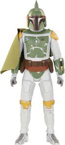Figura de Boba Fett de Star Wars de Jakks Pacific - Figuras de acción y muñecos de Boba Fett de Star Wars