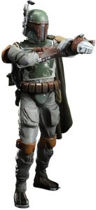 Figura de Boba Fett de Star Wars de Kotobukiya 2 - Figuras de acción y muñecos de Boba Fett de Star Wars