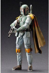 Figura de Boba Fett de Star Wars de Kotobukiya - Figuras de acción y muñecos de Boba Fett de Star Wars