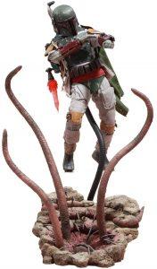 Figura de Boba Fett de Star Wars de Sideshow Deluxe - Figuras de acción y muñecos de Boba Fett de Star Wars