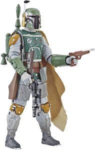 Figura de Boba Fett de Star Wars de The Black Series - Figuras de acción y muñecos de Boba Fett de Star Wars
