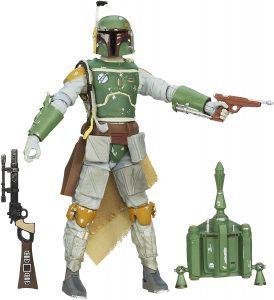 Figura de Boba Fett de Star Wars de Toy Zany - Figuras de acción y muñecos de Boba Fett de Star Wars