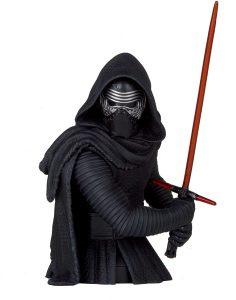 Figura de Busto de Kylo Ren de Star Wars - Figuras de acción y muñecos de Kylo Ren de Star Wars